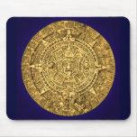 calendario maya alfombrilla de ratón