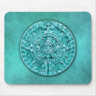 Calendario maya alfombrilla de raton