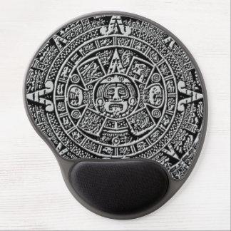 Calendario maya alfombrillas con gel