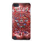 Calendario maya brillante funda para iPod touch 5G
