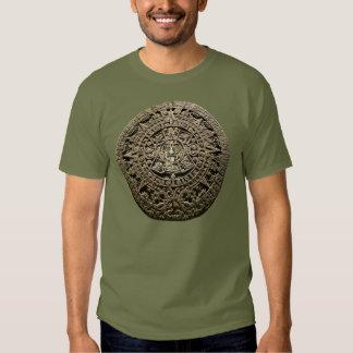 Calendario maya camisas