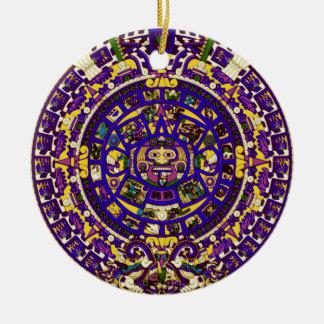 calendario maya ornatos