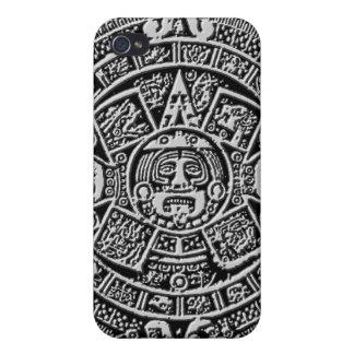 Calendario maya iPhone 4 carcasas