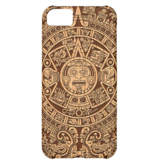 Calendario maya funda para iPhone 5C