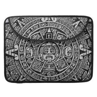 Calendario maya funda macbook pro