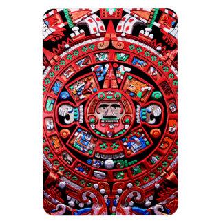 Calendario maya imanes de vinilo