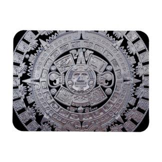 Calendario maya imanes flexibles