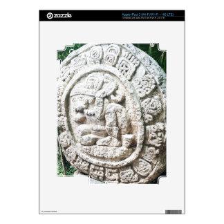 Calendario maya iPad 3 pegatina skin