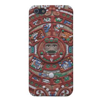 Calendario maya iPhone 5 fundas