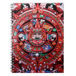 Calendario maya libretas