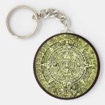 calendario maya llavero