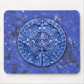 Calendario maya mouse pad