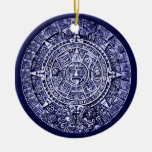 calendario maya ornamento de reyes magos