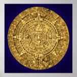 calendario maya posters