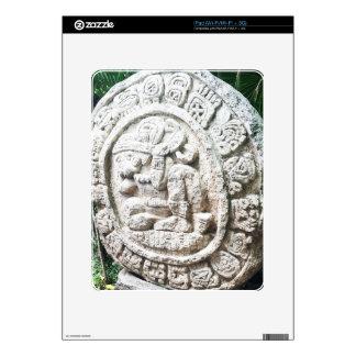 Calendario maya skins para eliPad
