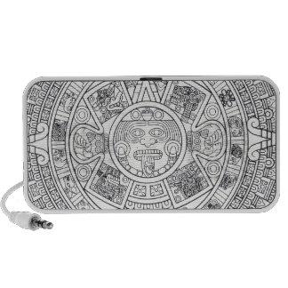 'Calendario maya Stone Altavoces De Viaje