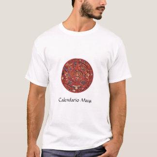 Calendario Maya T-Shirt