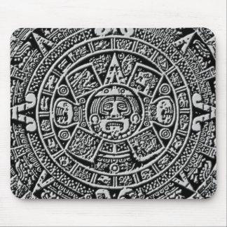 Calendario maya tapetes de ratón
