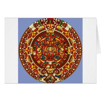 calendario maya felicitacion