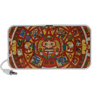 ¡Calendario maya - terminando en 2012 - personaliz iPod Altavoz