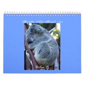 Calendario menor de la koala