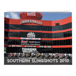 Calendario meridional de las catapultas 2010