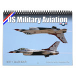 Calendario militar de la aviación 2011 de los E.E.
