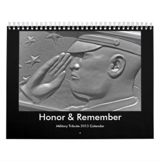 Calendario militar patriótico 2013