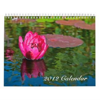 Calendario natural de la belleza 2012