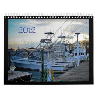 Calendario náutico 2012