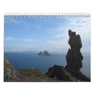 Calendario occidental de Irlanda
