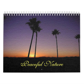 Calendario pacífico de la naturaleza