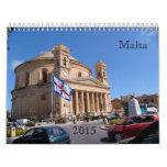 Calendario para 2015