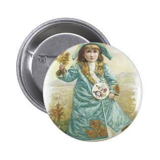 Calendario perfumado 1893 señoras Hoyt y Co. Co al Pin