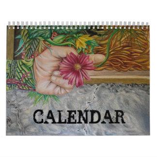 Calendario por el bajo de Bekah