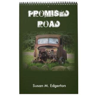 Calendario prometido del camino