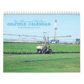 Calendario real de las esposas 2013 del campo