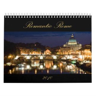 Calendario romántico de Roma 2010