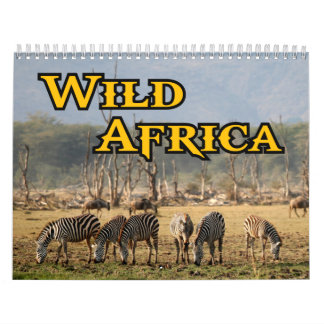 Calendario salvaje de África