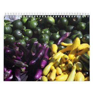 Calendario sano de la comida 2011