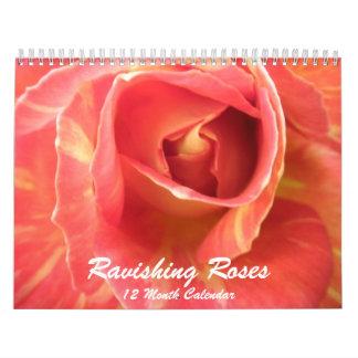 Calendario subió foto de la flor 2013 de las fotos