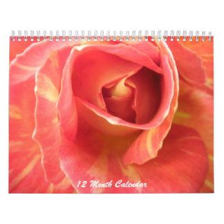 Calendario subió foto de la flor de las fotos de