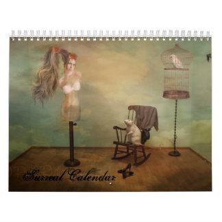 Calendario surrealista