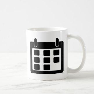 Calendario Taza De Café