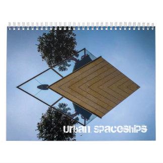 Calendario urbano de las naves espaciales