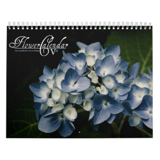 Calendario v.1 de la flor