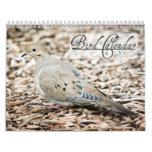 Calendario v.1 de los pájaros