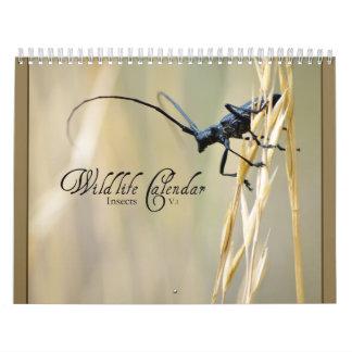 Calendario v.1 del insecto
