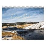 Calendario v.1 del paisaje