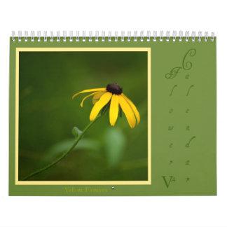 Calendario v 4 de la flor